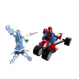 Spider-Tike vs Electro