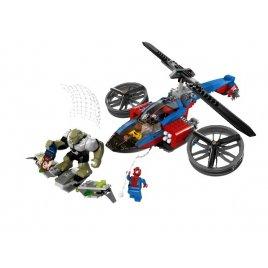 Pavoučí záchranný vrtulník