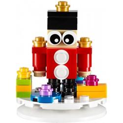 Vánoční LEGO® ozdoba – vojáček