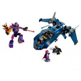 X-men versus The Sentinel