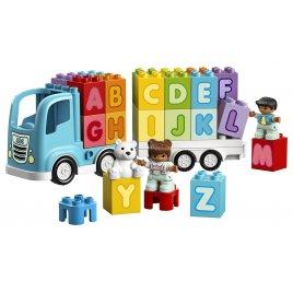 Nákladák s abecedou