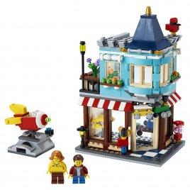 Hračkárství v centru mesta