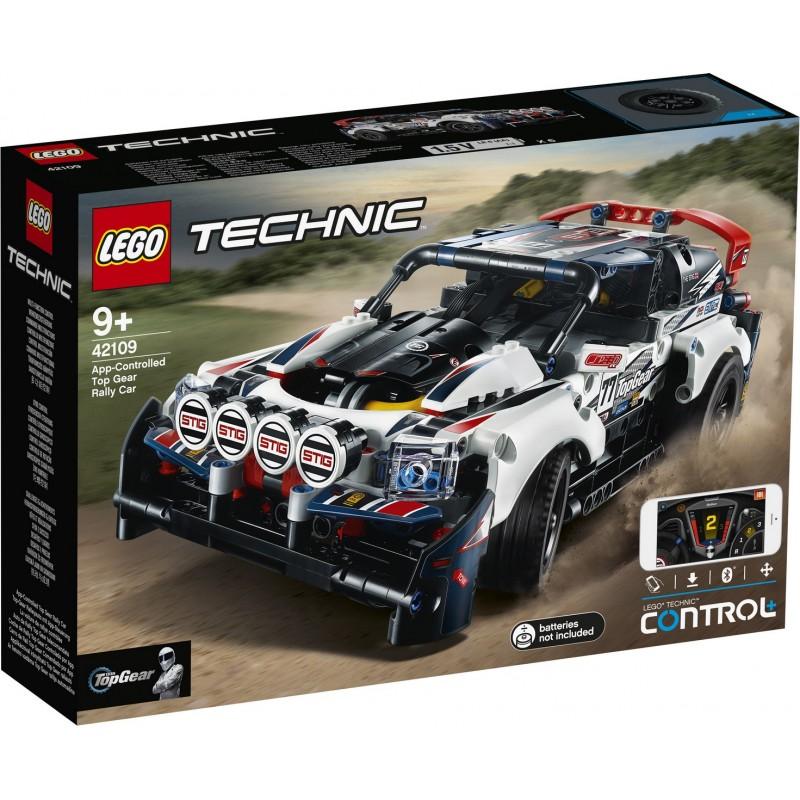 RC Top Gear závodní auto