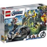Avengers: Zběsilý útok na motorce