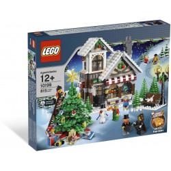Zimní hračkářství - vánoční sada