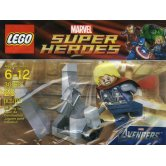 Thor and the Cosmic Cube (polybag)