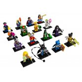 Minifigurky DC Super Heroes - kompletní série (16 minifigurek)