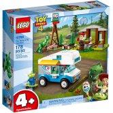 Toy Story 4 na dovolené s karavanem