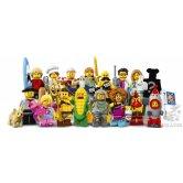 Minifigurky 17. série - kompletní série (16 minifigurek)