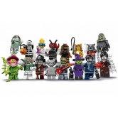Minifigurky 14. série - kompletní série (16 minifigurek)