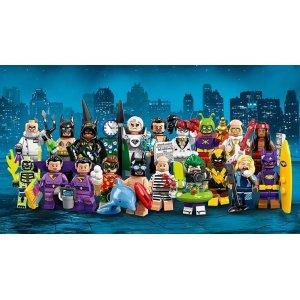 Minifigurky LEGO® BATMAN FILM 2 - kompletní série (20 minifigurek)