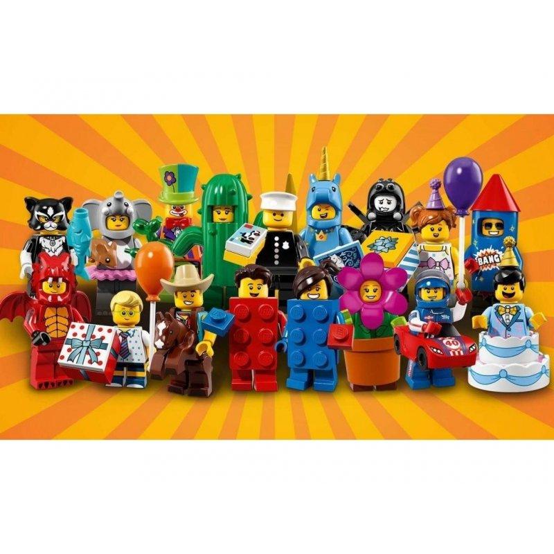 Minifigurky 18. série - kompletní série (17 minifigurek)