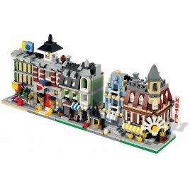 Mini Modulars - domečky