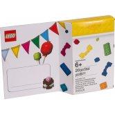 LEGO® Přání k narozeninám