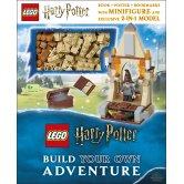 Kniha Harry Potter™ – Build your own adventure