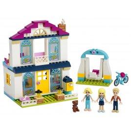 Stephanie a její dům