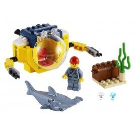 Oceánská mini ponorka
