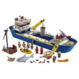Oceánská průzkumná loď