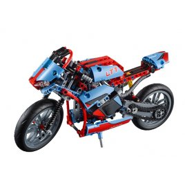 Silniční motorka