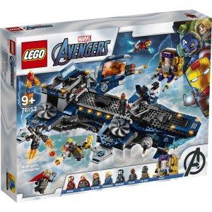 Helicarrier Avengerů