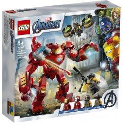 Iron Man Hulkbuster proti agentovi A.I.M.