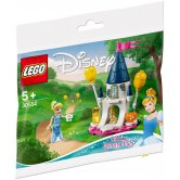Cinderella Mini Castle (polybag)