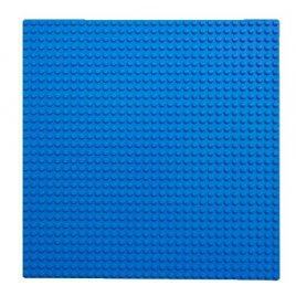 Střední podložka na stavění modrá