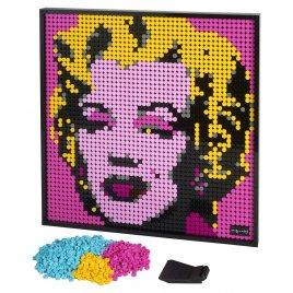 Andy Warhol\'s Marilyn Monroe