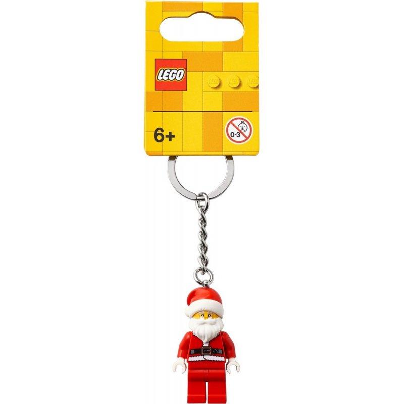 Přívěsek na klíče – Veselý Santa