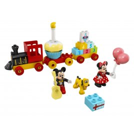 Narozeninový vláček Mickeyho a Minnie