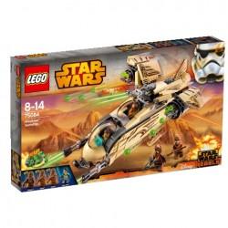 Wookieeská válečná loď