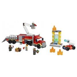Velitelská jednotka hasičů