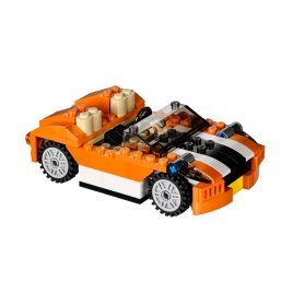 Oranžový závoďák