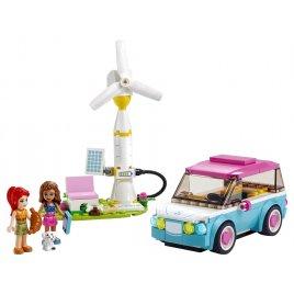 Olivia a její elektromobil