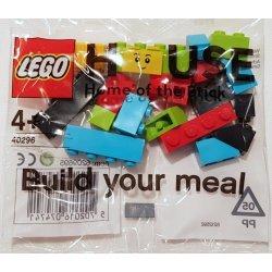 LEGO House Build Your Meal Brick Bag (polybag)