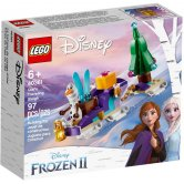 Olaf\'s Traveling Sleigh