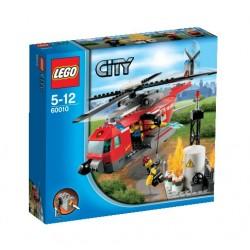 Hasičská helikoptéra