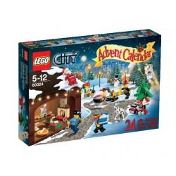 Adventní kalendář LEGO® City 2013
