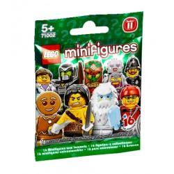 Minifigurky: 11. série