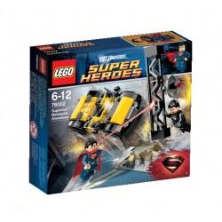 Superman - Souboj v metropolis