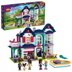 Andrea a její rodinný dům