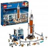 Start vesmírné rakety