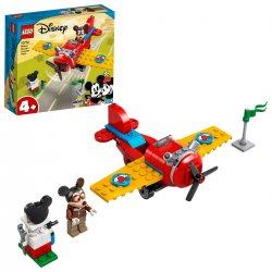 Myšák Mickey a vrtulové letadlo