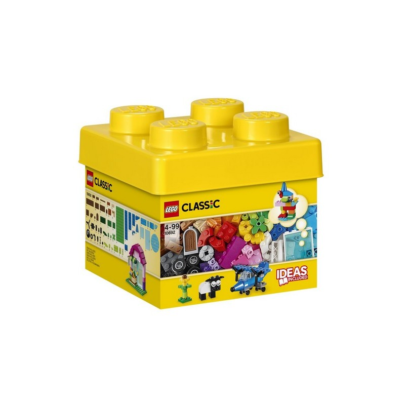 Tvořivé kostky LEGO