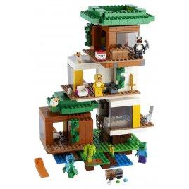 Moderní dům na stromě