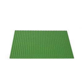 Zelená podložka na stavění