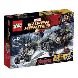 Avengers: zúčtování s Hydrou