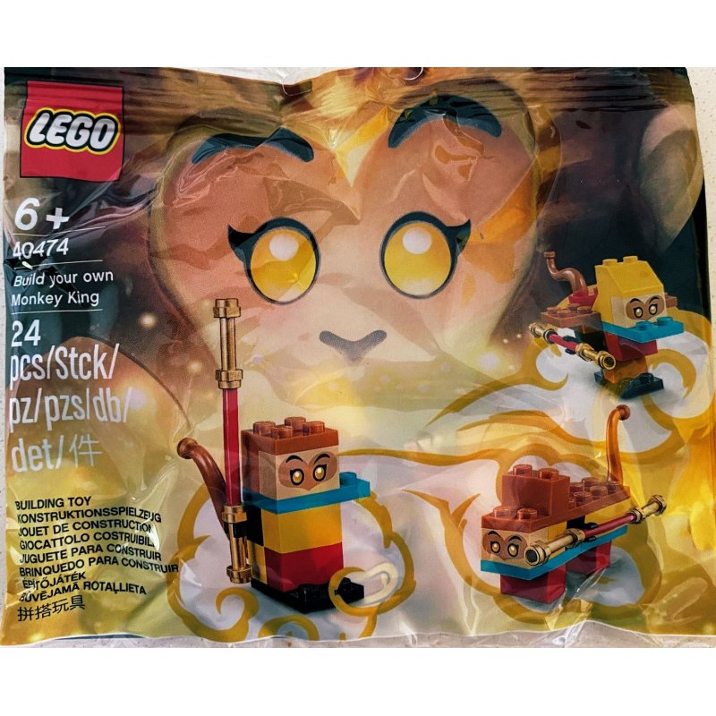 Build your own Monkey King (polybag)