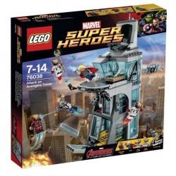 Útok na věž Avengerů