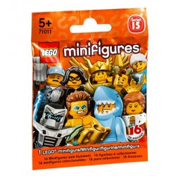 LEGO Minifigurky, 15. série